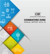 CII Coimbatore Zone Annual Report: 2018 - 19