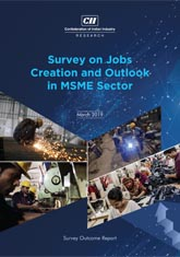 Survey on Jobs Creation and Outlook in MSME Sector