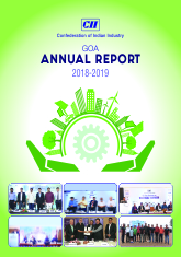 CII Goa Annual Report 2018 - 2019