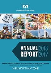 CII Visakhapatnam Zone Annual Report 2018-19