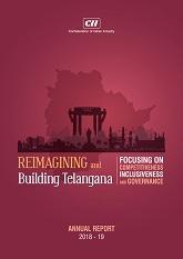 CII Telangana Annual Report 2018-19