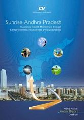 CII Andhra Pradesh Annual Report - 2018-19