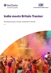 India Meets Britain Tracker 2019: the Latest Trends on Indian Investment in the UK