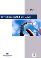 107th Business Outlook Survey
