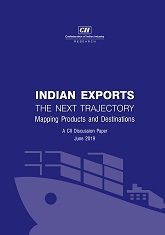 Indian Exports - the Next Trajectory: Mapping Products and Destination