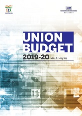 Union Budget 2019 - 20: an Analysis