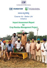 Impact Assessment Report for Crop Residue Management Project