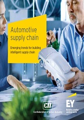 Automotive Supply Chain: Emerging Trends for Building Intelligent Supply Chain