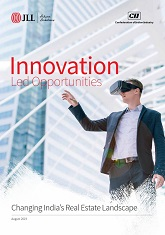 Innovation Led opportunities: Changing India