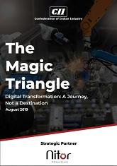 The Magic Triangle - Digital Transformation: A Journey Not a Destination