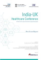 India-UK Healthcare Conference - Post Event Report