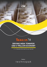 Texcon'19: Driving India Towards USD 5 Trillion Economy