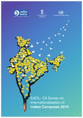 Survey on Internationalisation of Indian Campuses 2019