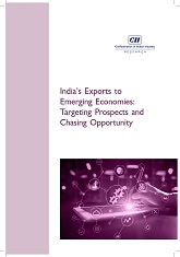 India's Exports to Emerging Economies: Targeting Prospects and Chasing Opportunity