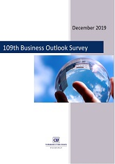 109th Business Outlook Survey