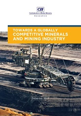 Towards A Globally Competitive Minerals and Mining Industry