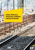 Indian Railways: Fostering Symbiotic Industrial Growth