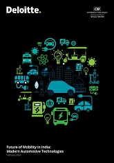 Future of Mobility in India: Modern Automotive Technologies