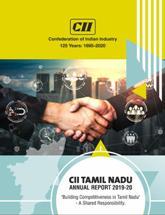 CII Tamil Nadu: Annual Report 2019 - 20