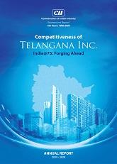 CII Telangana: Annual Report 2019-20