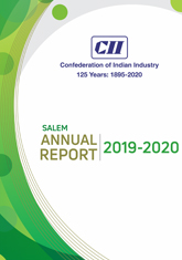 CII Salem: Annual Report 2019 - 20
