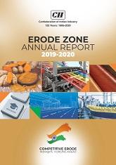 Erode Zone: Annual Report 2019 - 20