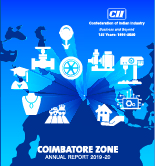 CII Coimbatore Zone: Annual Report 2019 - 20