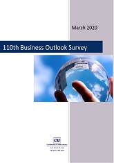 110th Business Outlook Survey