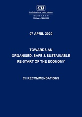 Towards an Organised, Safe and Sustainable Re-Start of the Economy