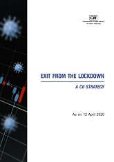 Exit from the Lockdown : A CII Strategy