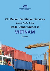 CII Market Facilitation Services - Import Profile Series: Trade Opportunities in Vietnam