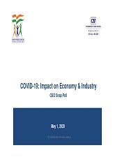 COVID-19: Impact on Economy & Industry: CEO Snap Poll
