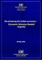 De-stressing the Indian economy - Economic Stimulus Needed Urgently