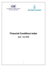 CII - IBA Financial Conditions Index
