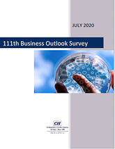 111th Business Outlook Survey - July 2020