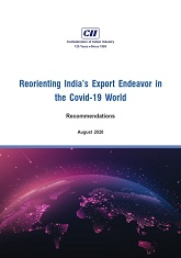 Reorienting India's Export Endeavor in the Covid-19 World