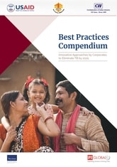 Best Practices Compendium - Innovative Approaches by Corporates to Eliminate TB by 2025