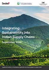 Integrating Sustainability in Indian Supply Chains