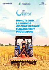 Impact and Learnings of Crop Residue Management Programme