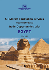 CII Market Facilitation Services - Import Profile Series: Trade Opportunities with Egypt