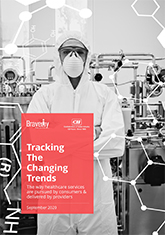 Tracking The Changing Trends - The Way Healthcare Services are Pursued by Consumers & Delivered by Providers