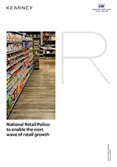 National Retail Policy: to Enable the Next Wave of Retail Growth