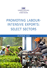 Promoting Labour- Intensive Exports: Select Sectors