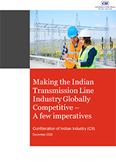 Making the Indian Transmission Line Industry Globally Competitive – A Few Imperatives
