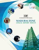 CII Madurai Zone - Annual Report 2020-21