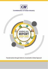 CII Pune Annual Report 2020 - 21