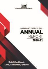 CII Jharkhand Annual Report 2020-21