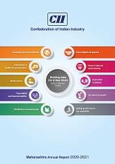 CII Maharashtra Annual Report 2020-21