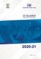 CII Gujarat Annual Report 2020 - 21