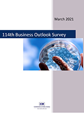 114th Business Outlook Survey - March 2021